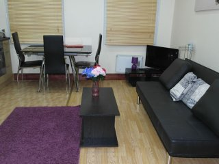 Canon Street A apartment in Tower Hamlets with WiFi.