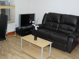 Canon Street C apartment in Tower Hamlets with WiFi.