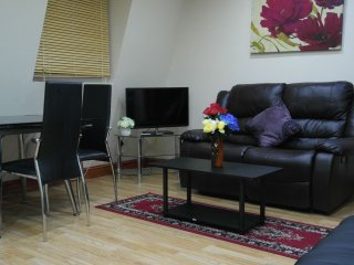 Canon Street D apartment in Tower Hamlets with WiFi.