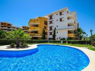 2 bedroom Apartment in Punta Prima, Valencia, Spain : ref 5251624