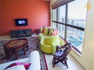 JBR Amwaj #4 Sea View  2/Bedrooms 3401