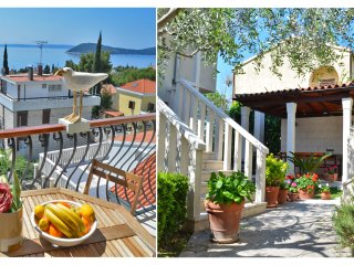 Villa Marjan - spacious 4 bedroom house with a magnificent view