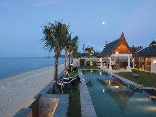 Maenam 6044 - Luxury Beachfront With Chef Service, Mae Nam