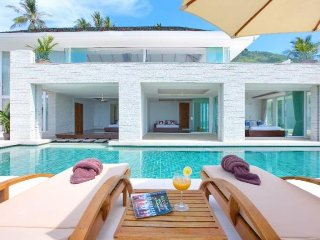Bang Por 4214 - Large Pool And Panoramic Sea Views, Ang Thong