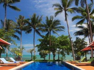 Lipa Noi 3009 -Luxury Beachfront with Chef Service