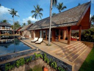Lipa Noi 6018 -Luxury Beachfront with Chef Service