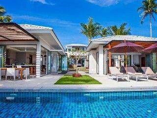 Lipa Noi 8032 -Luxury Beachfront with Chef Service