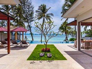 Lipa Noi 5032 - Luxury Beachfront and Chef Service