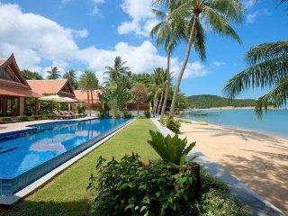 Lipa Noi 5025 -Luxury Beachfront with Chef Service