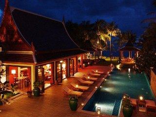 Lipa Noi 5147 -Luxury Beachfront with Chef Service