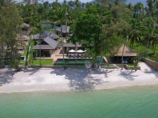 Lipa Noi 6153 -Luxury Beachfront with Chef Service