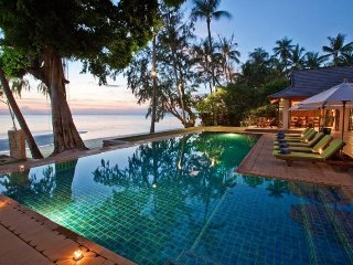 Lipa Noi 4153 -Luxury Beachfront with Chef Service