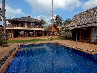 Lipa Noi 4018 -Luxury Beachfront With Chef Service