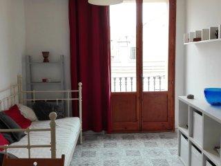 Apartamento céntrico, cerca de Montjuic y Puerto, Barcelona