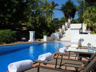 Grand Luxury 7 Bedroom Villa in El Madronal in Benahavis area, Near marbella