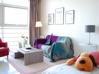 Comfortable and bright apartment, Peking