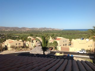 Gated Penthouse Condo w/Sea and Estuary views, San Jose del Cabo