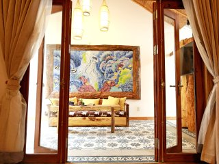2BR ensuit at the luxurious Boathouse, Hoi An