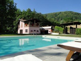 Casa Capannina, Camporgiano