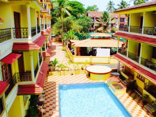 Penthouse Apartment In Candolim