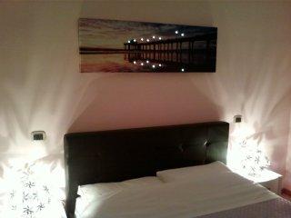 Appartamento in residence la Palma fronte mare .