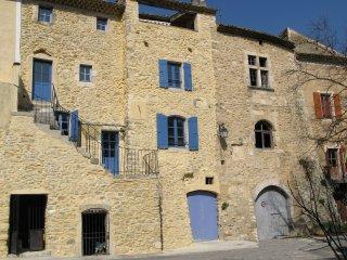 La Maison Bleue, Saint-Montan