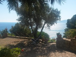 Casa panoramica sul mare