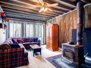 Cozy family-friendly condo, close to skiing and fishing, Dover