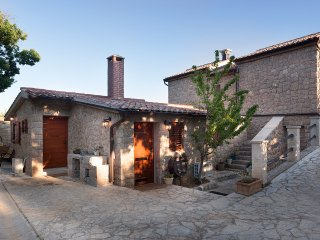 Authentic Dalmatian stone house