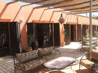 bungalow 50m2 , avec terrasse 30m2,