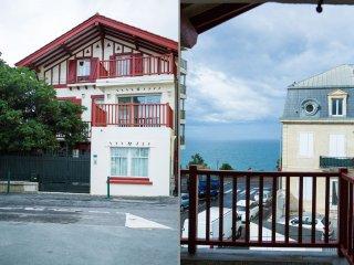 Belle maison de ville de Biarritz avec parking