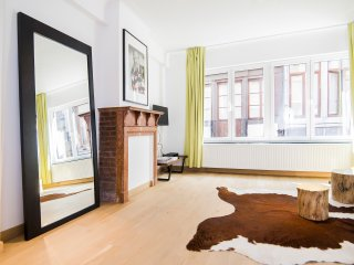 Smartflats Perron 102 - 2Bed - City Center, Lieja