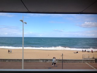 appartement T2 1ère ligne, vue sur l'ocean, Capbreton