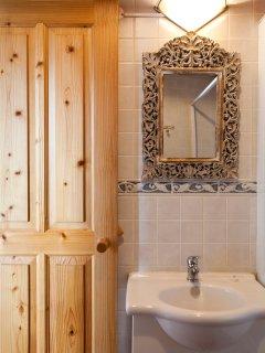 Casa da Flor da Ribeira wc