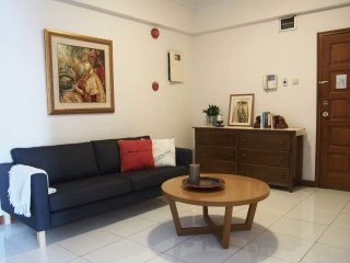3-BDR City Condo, Vicinity of Istiqlal, Monas!, Yakarta