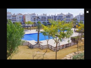 Azalea apartment, La Torre golf resort, Murcia, Roldán
