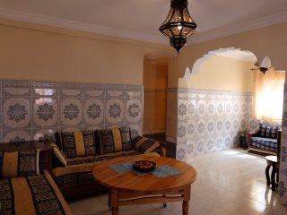 Appartement avec 2 chambres á coucher, Agadir