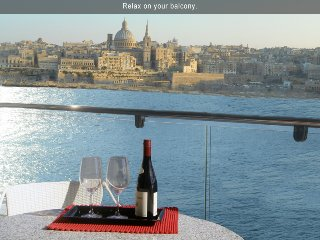 View From Your Balcony - 2 bedrooms Malta, Sliema