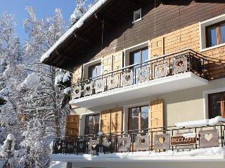 10 Chambres Chalet Près de Village & Lifts!, Les Carroz-d'Araches