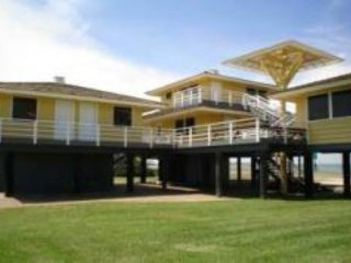 Views of the Jetties & Bay Areas, 5 bedroom, 5 Bath; Monthly Rentals Only, Port Aransas