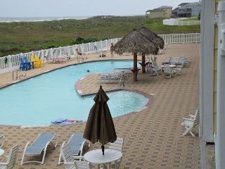2001 Grand Caribbean On The Beach - Awesome Ocean Views Sleeps 8, Port Aransas