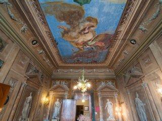 appartamento in palazzo veneziano