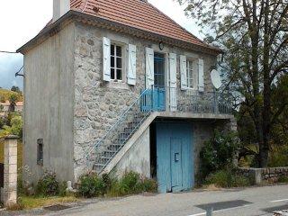 Maison du pont de Rieutord Haute ardeche