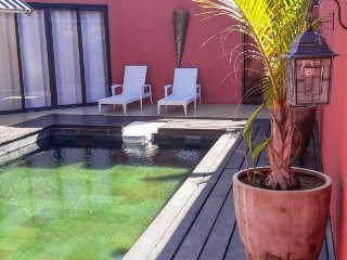 Gorgeous villa with swimming pool, Pointe Aux Piments