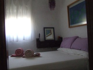 Habitación de invitados de Casa Antonia, Zahora