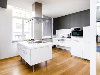Smartflats Monnaie 202 - 2 Bedroom - City Center