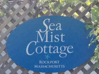 Sea Mist Cottage, Rockport