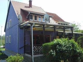Haus zu vermieten am Bad-Bük, für 3 - 6 Personen