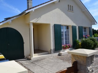 Villa La Paisible avec jardin, terrasse, wifi, tv, Merlimont