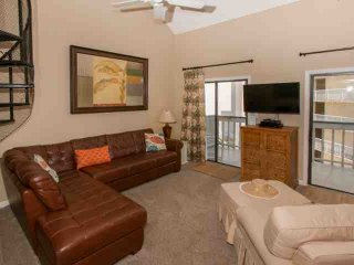 Gulf View 2/2, Slps 9, Close to Hangout, Blcny, Pool, Bch Accs, BBQ, Free Activi
